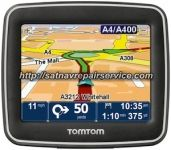 Réparation TomTom Start Regional